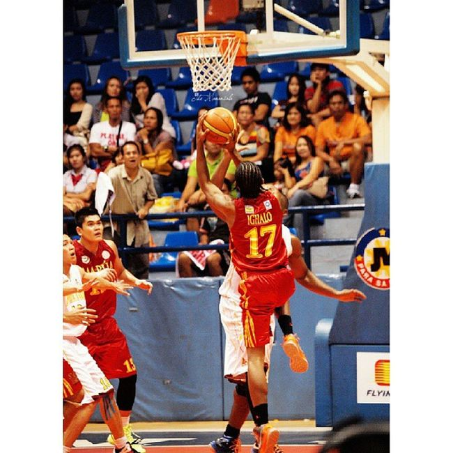 Kenneth Ighalo @kennethighalo @mjbrana MITvsUPHSD Mapuacardinals Mapua Ncaa89 basketball themanansala photography