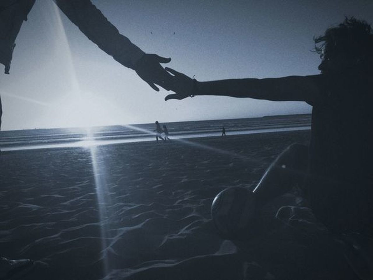 The Great Outdoors - 2017 EyeEm Awards Sunset Beach Sea Sunlight Men Human Body Part Outdoors CastAway  Lonleyness Live For The Story BYOPaper!