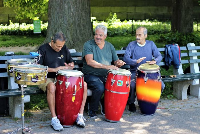 let me hear a drum play Drumming Drumandbass Enjoyment Lifestyles Outdoors Happiness Togetherness Smiling Arts Culture And Entertainment