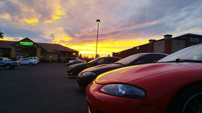 Sunset Boy Racer First Eyeem Photo