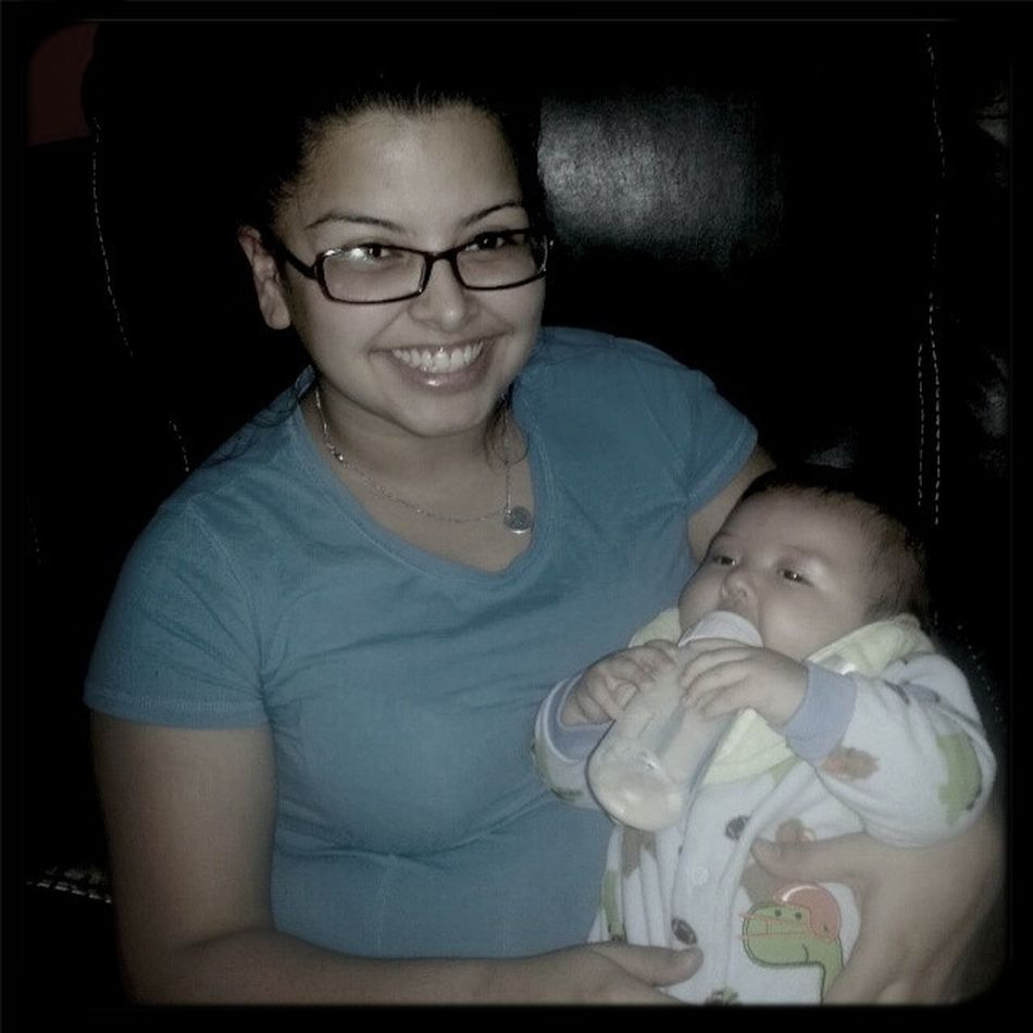 Mommy & son :)