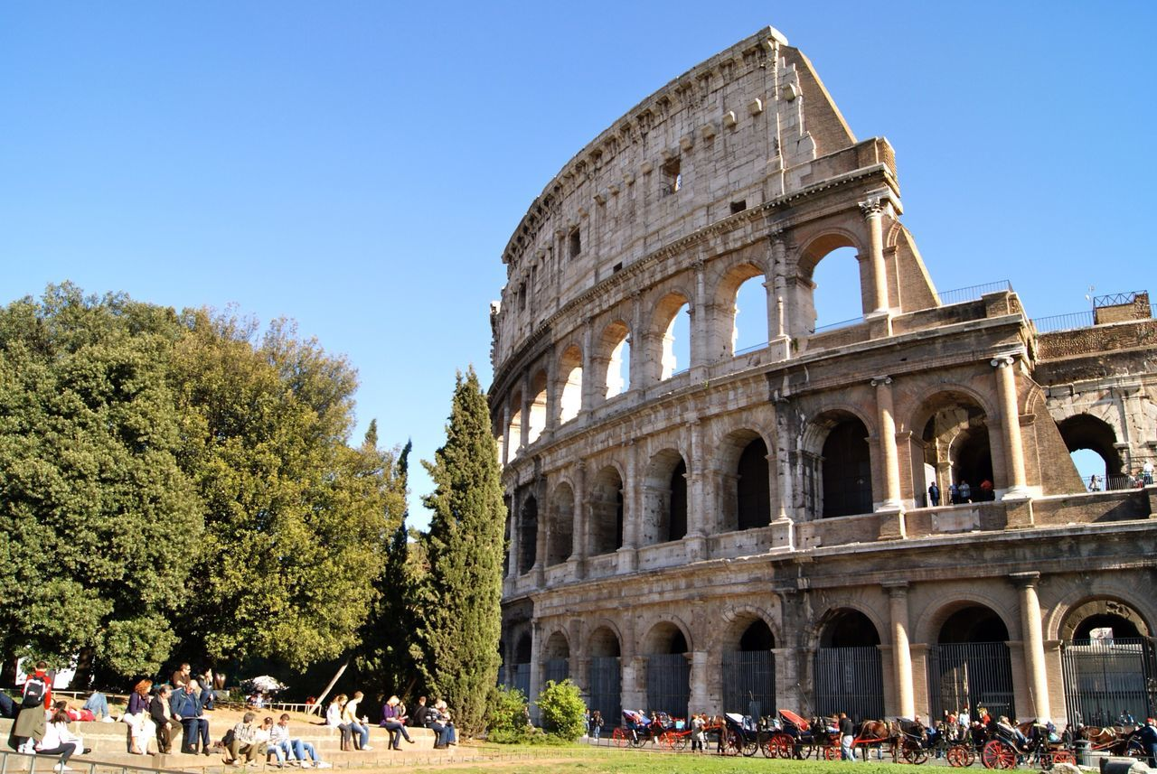Beautiful stock photos of rome, Amphitheater, Ancient, Arch, Architecture