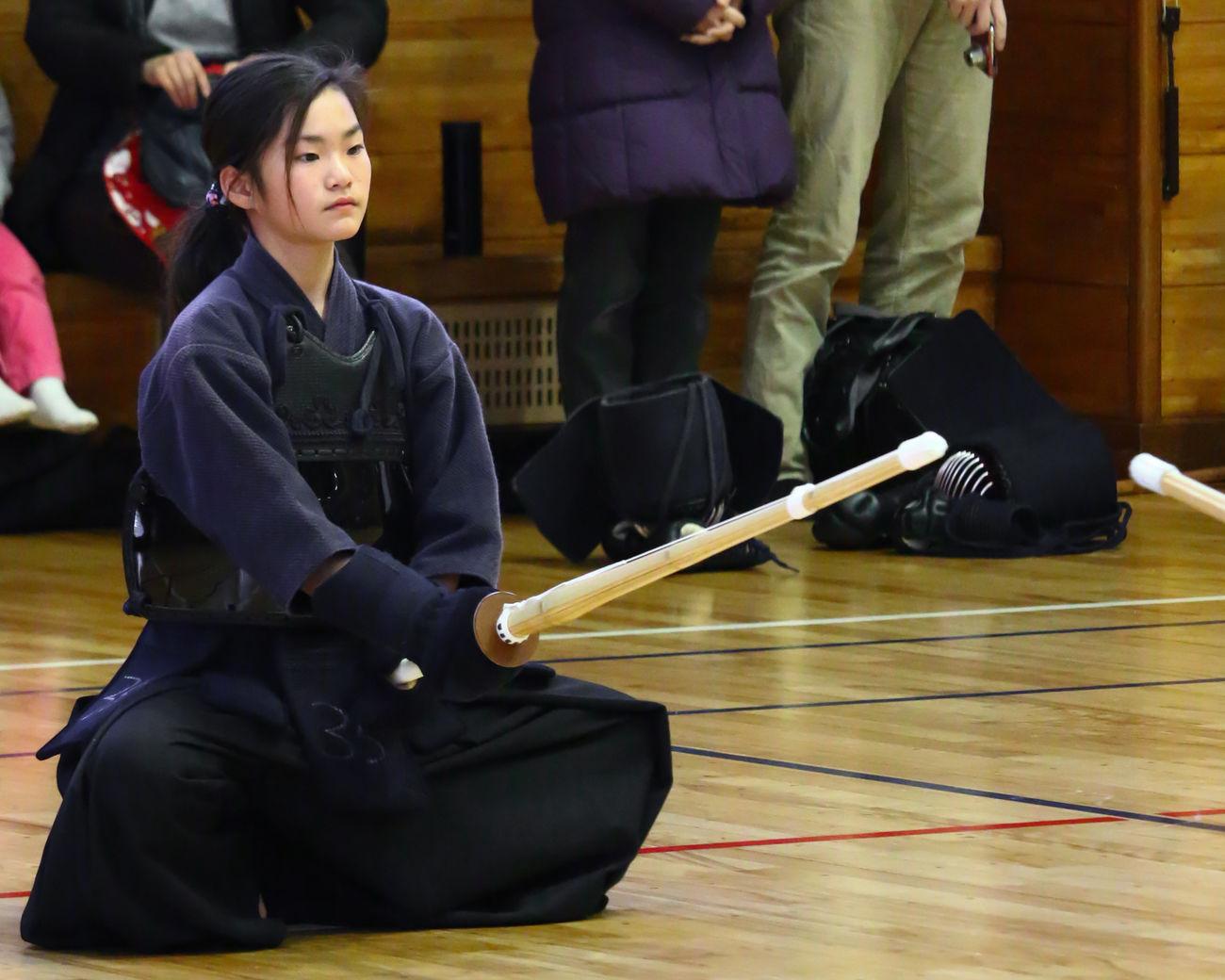 My Daughter Kendo Senior Examination Tokyo Japan EyeEm EyeEm Best Shots Asian Culture Japanese Culture Budo Ready! ...