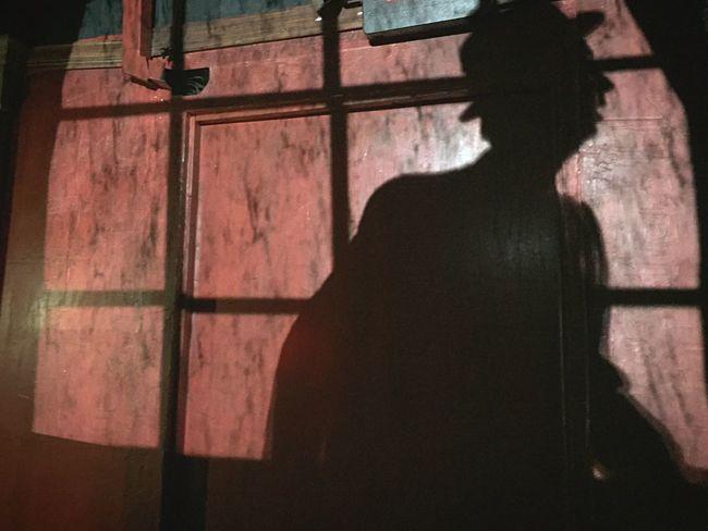 Taking Pictures California Wax Museum Walking Around Shadows & Lights