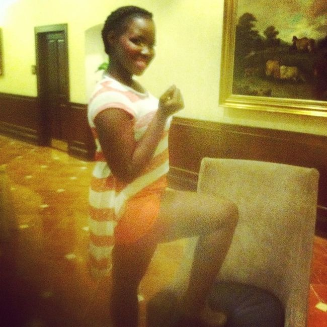 Me Yesterday after the fashion show ! 4seasonsOfFashion
