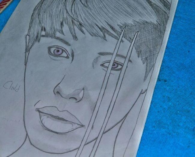 Jungle child   Sabine Kuegler. Dschungelkind Drawing My Drawing Sketch Sketching