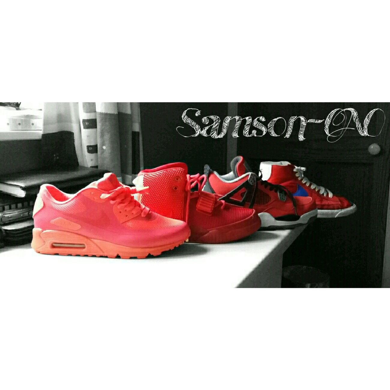 Blood money Red Octobers Hyperfuse Jordans Nike