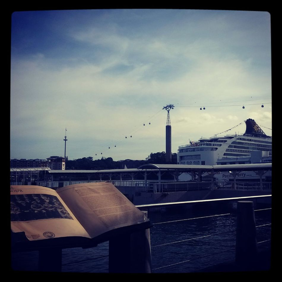 Enjoying The Sights Relaxing Boats, Ships n Sights