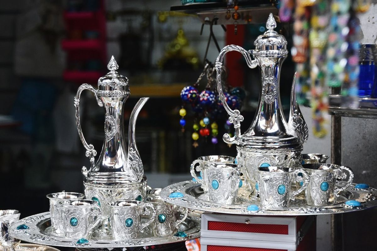 Istanbul Istanbul Bazar Estambul Turkey Bazar De Las Especias