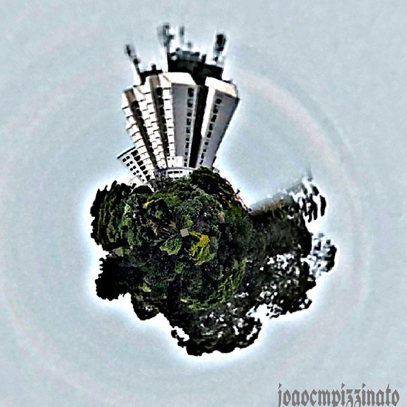 Tiny Planet FX. Tinyplanetfx Colors City Zonasul saopaulo brasil photography edited effect