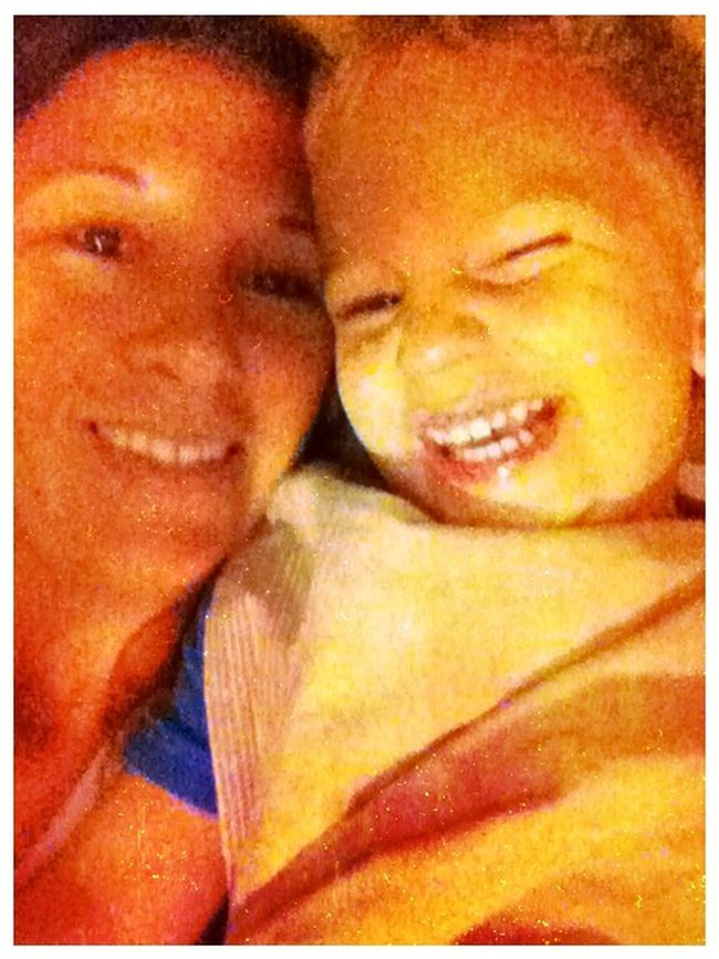 Snuggling With My Bug