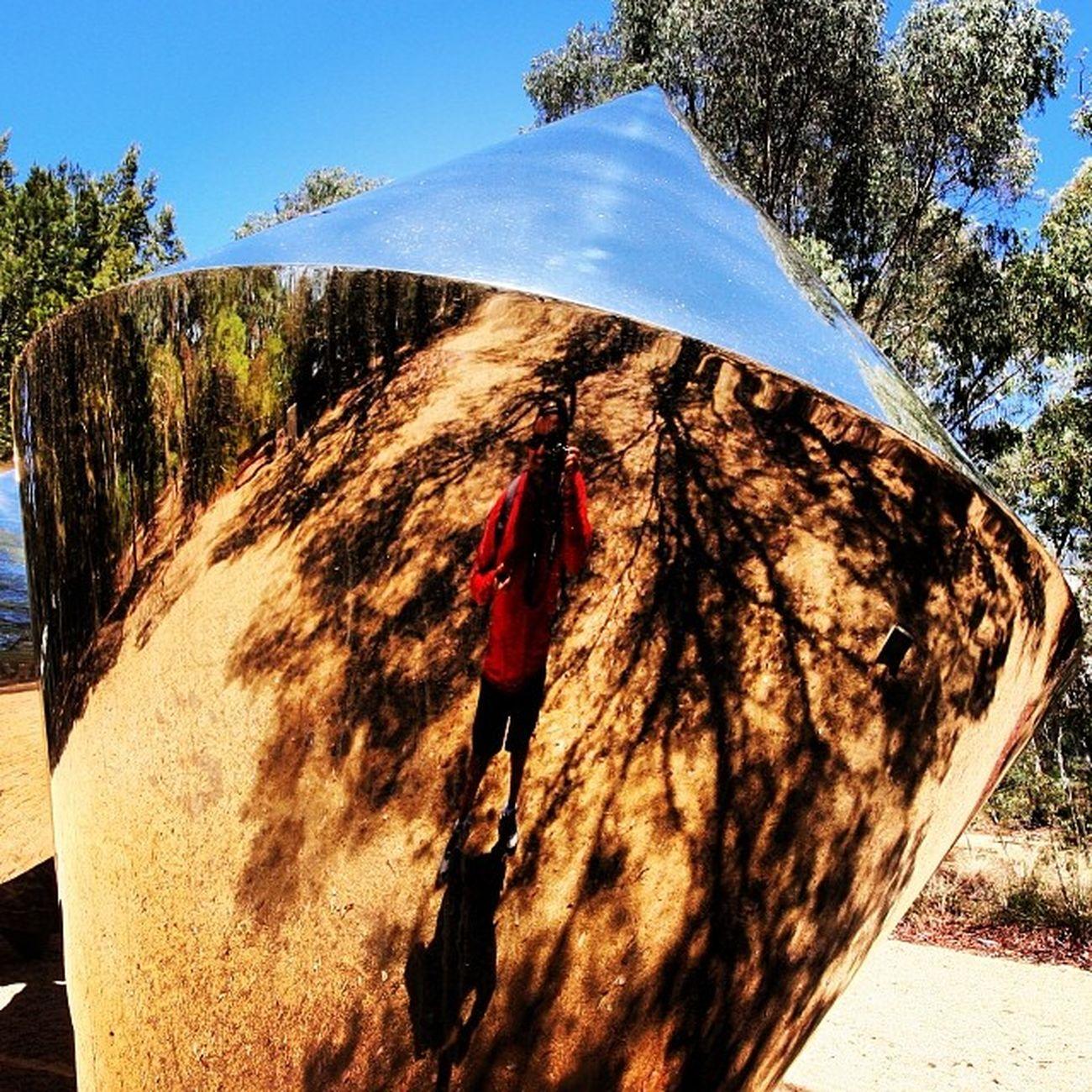 A Coned Selfie :-)