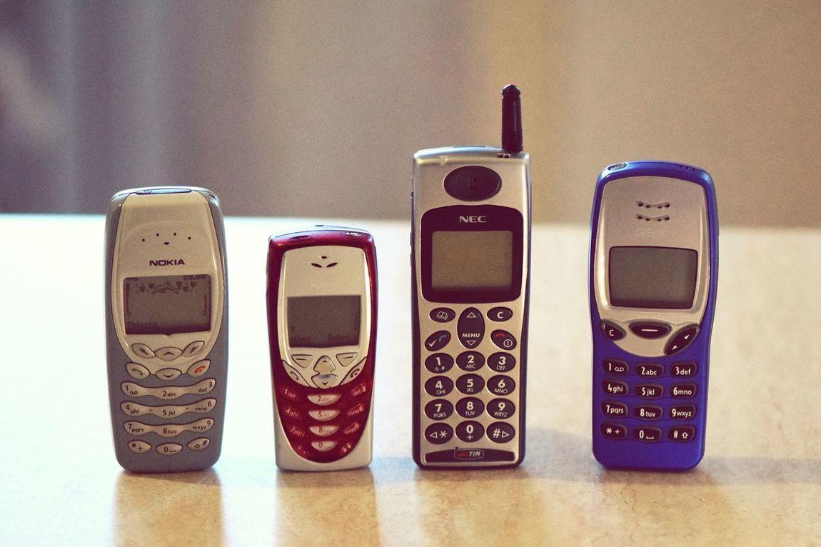 First Eyeem Photo Vintage Old Phones Phones Phone