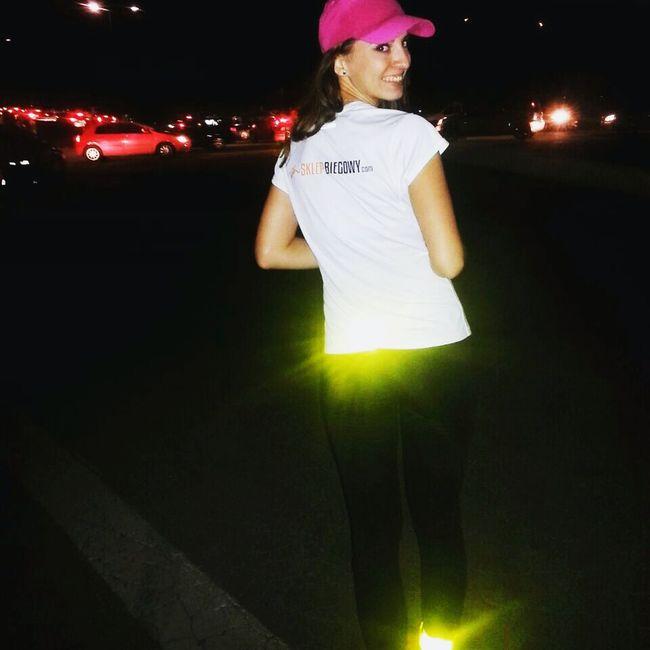 NightRun Nightrunner Bieg Dla Słonia LOVE Running Adidasboost CrazyLife Chorzow W Park Chorzowski