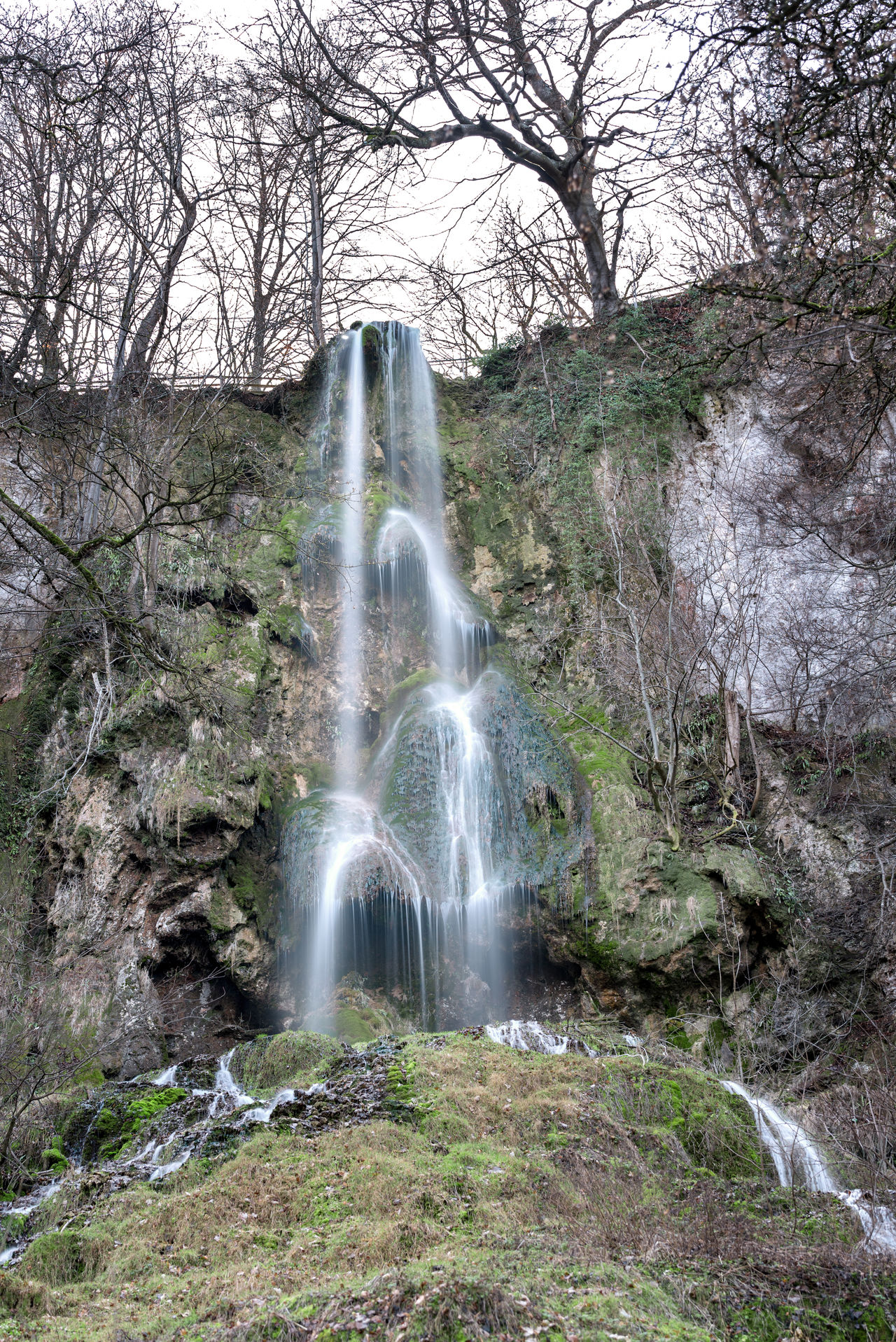 Waterfalls Bad Urach, germany Bad Urach Bad Urach Waterfall Beauty In Nature Day Deutschland Deutschland Ist Schön Freshness Germany Germany Nature Langzeitbelichtung Long Exposure Motion Nature No People Outdoors Power In Nature Wasserfall Water Waterfall Winter
