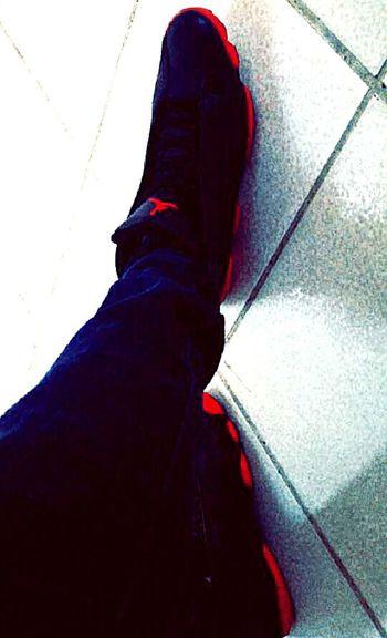 Hello World Jordan13 Relaxing 💎