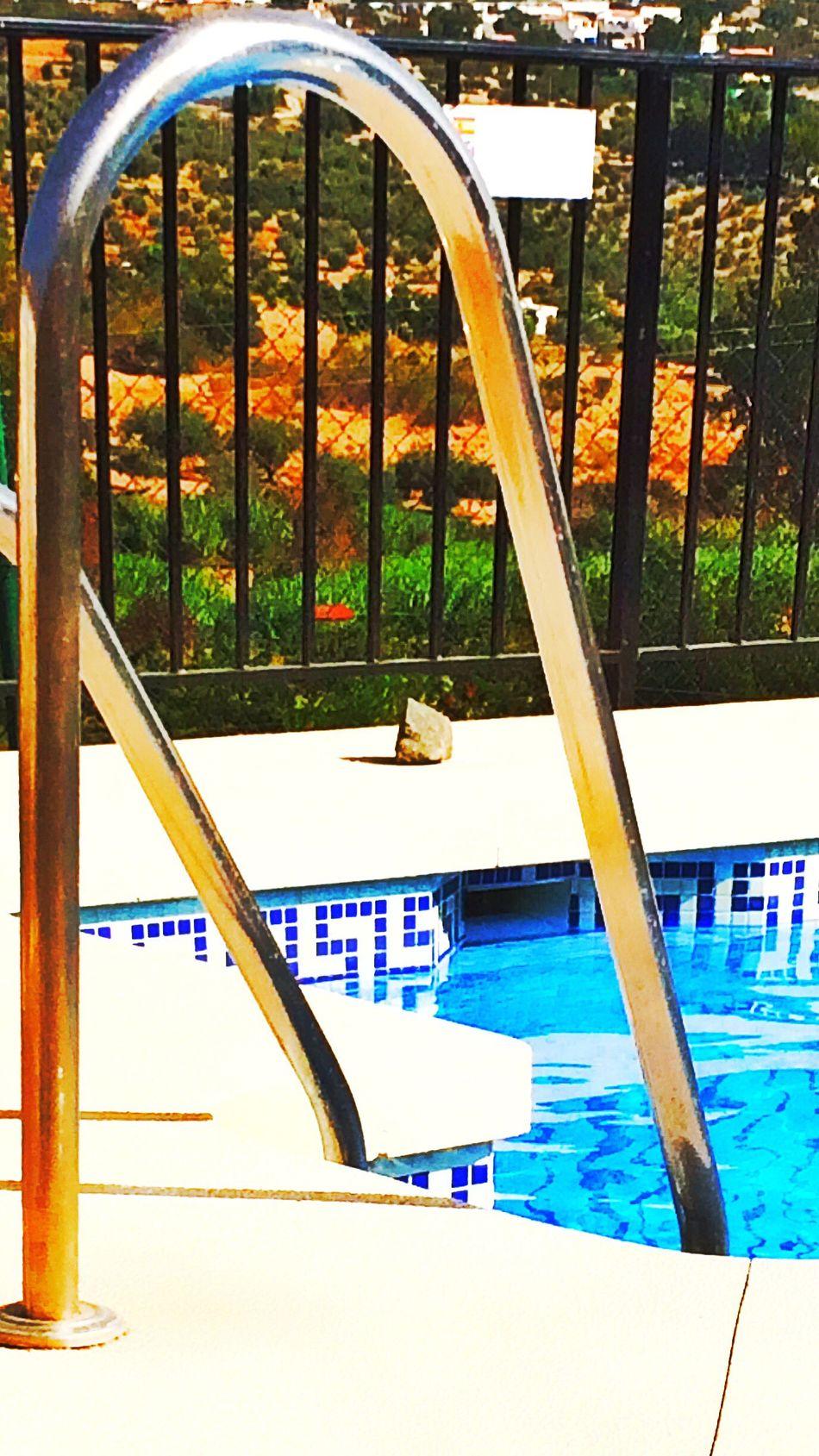 Color Palette Pool Time Pool Steps Spain ♥