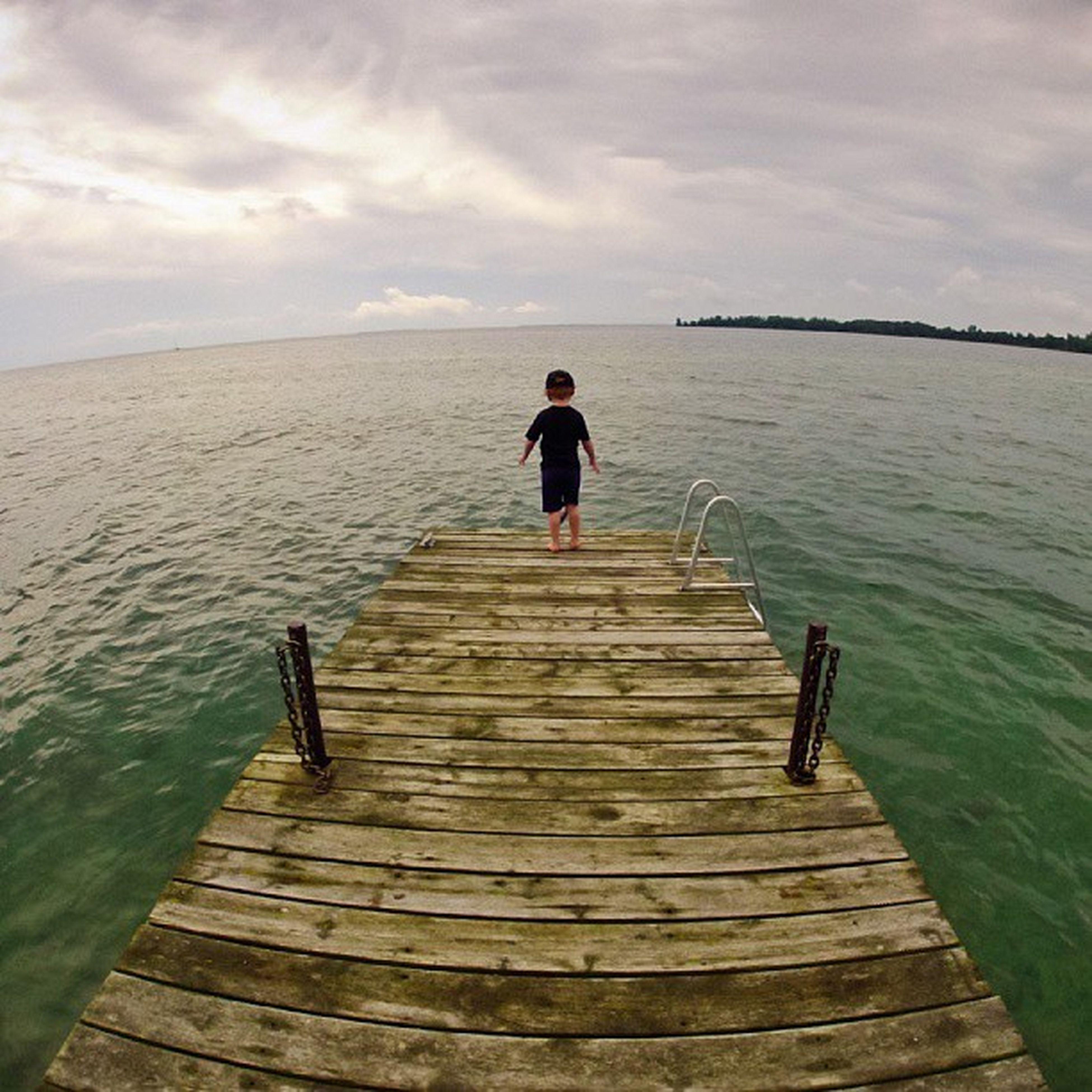 End of the Dock . Wapoos PrinceEdwardCounty LakeOntario igersottawa