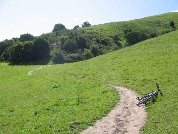 Trail Path Bike Mission Peak Regional Reserve California Fremont San Francisco Bay Area Mission Peak On Your Bike