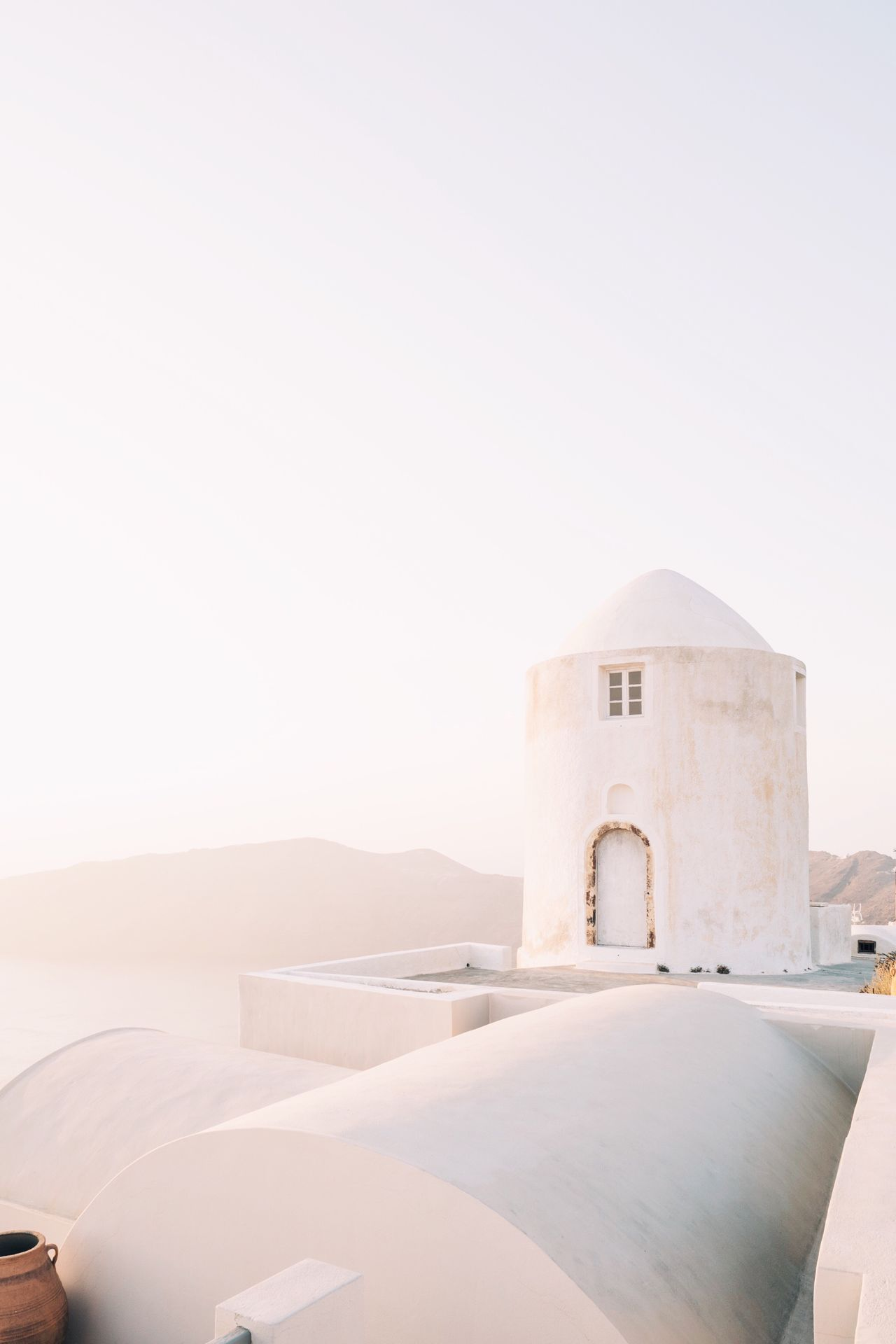 Color Palette Eyeemphoto Summer Europe Minimalist Minimal Minimalism Santorini Travel Greece Landscape Olympus Inspired Olympus Minimalist Architecture The City Light