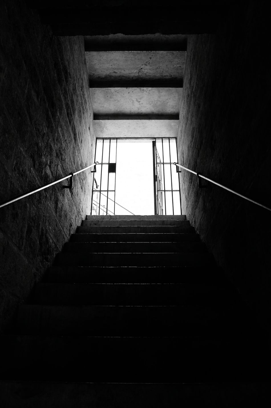 Architecture No People Indoors  Travel Destinations Staircase Torre Travel