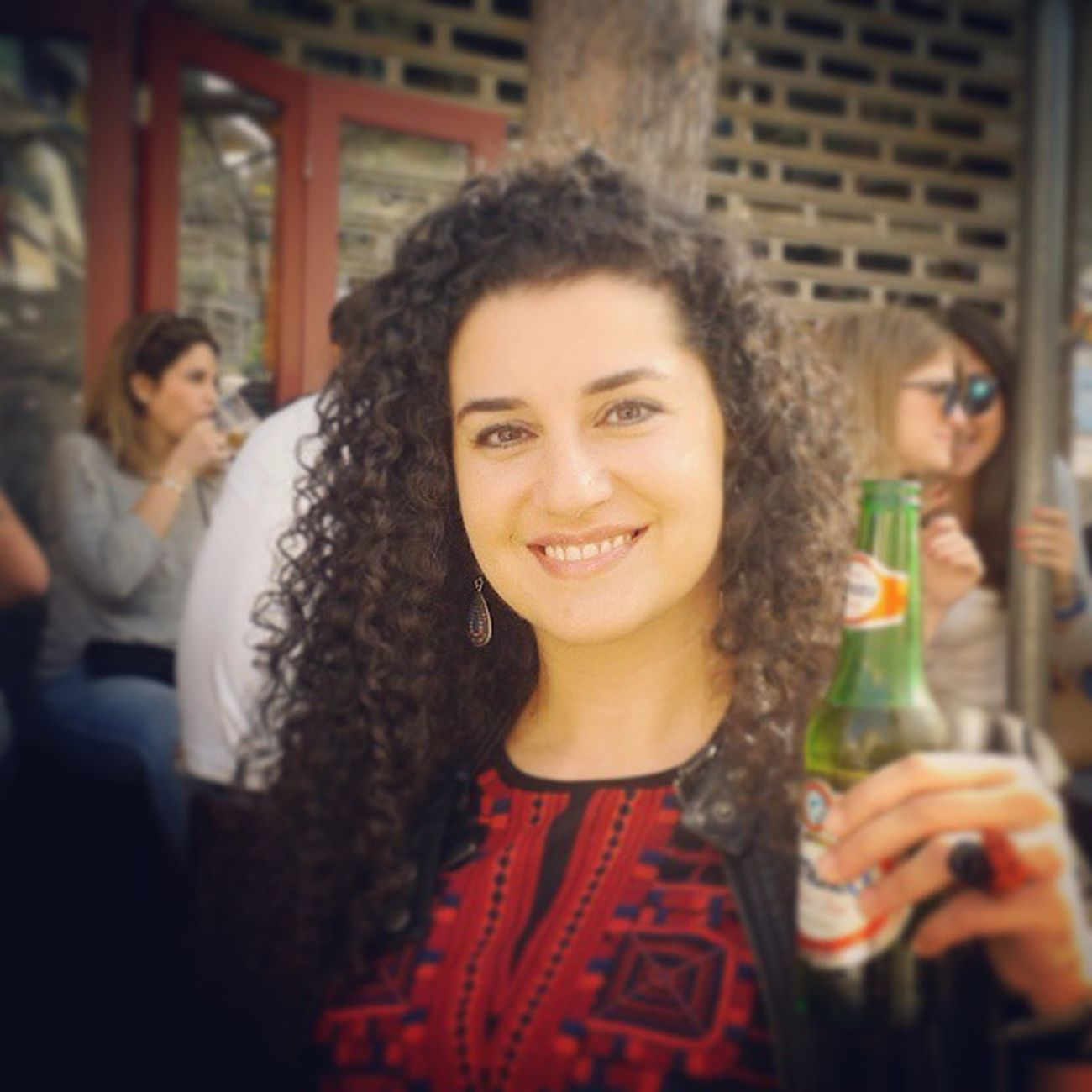 Perfect ending to a perfect day TBT  to last sunday car free day Marmikhael Achrafieh Achrafieh2020 discover armeniastreet lebanon beirut heritage colors architecture throwbackthirsday chilling fun smiles friends family perk perkin @perk_cocktailbar