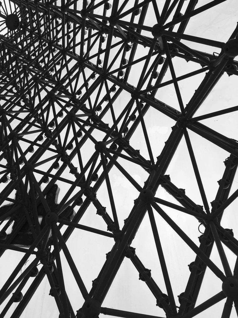 Modern Architecture at Window of the World Pyramid in Shenzhen - China Window Of The World  Architecture Architectural Building Interior Architectural Detail Modern Architecture Black And White Chinese Architecture Monochrome Pyramid Abstract Inside Pyramids Pattern Lattice Pattern Chinese Shenzhen China