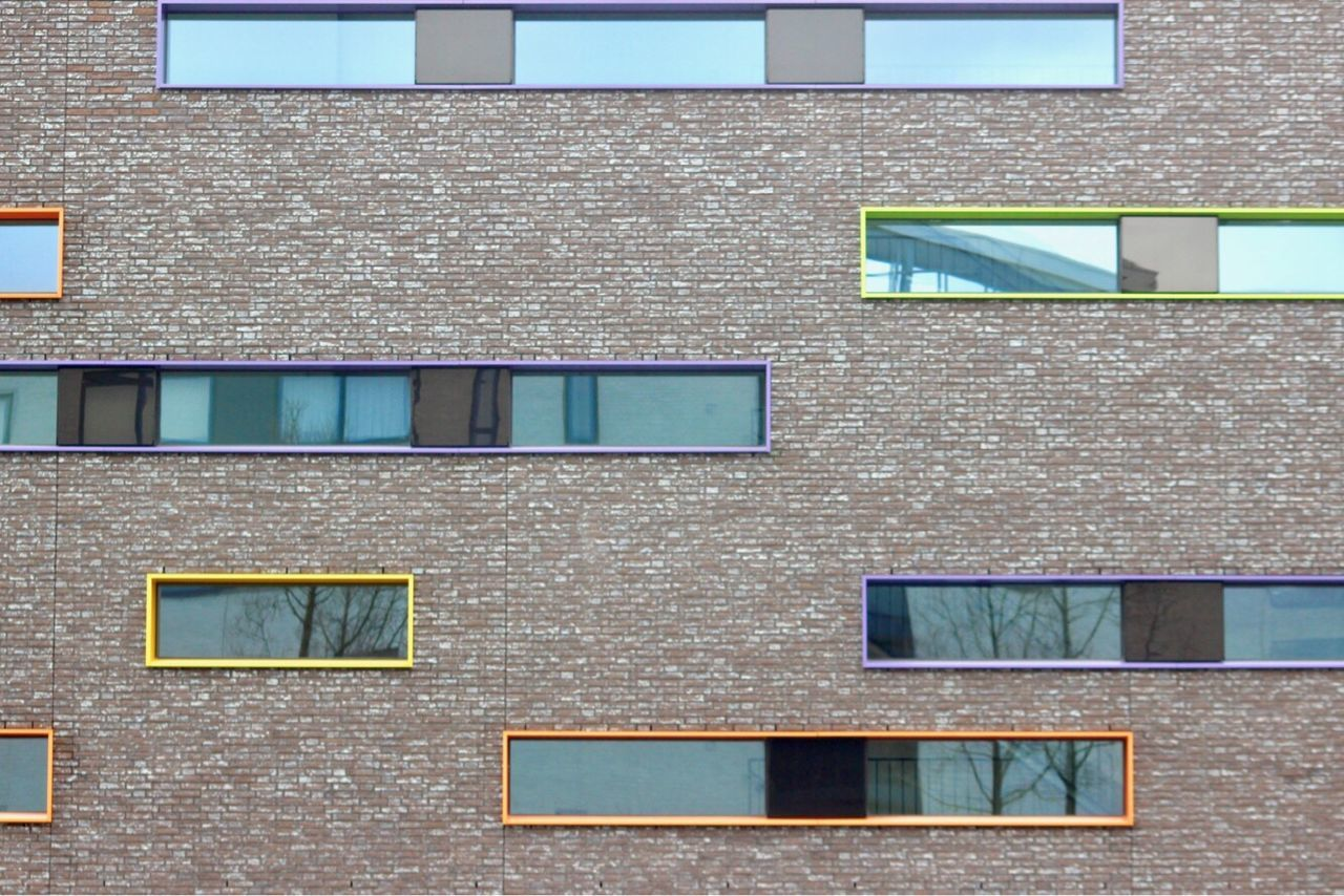 Building Exterior Architecture Built Structure Window Outdoors Street Streetphotography Urban Design View Landscape Eindhoven Photography Photooftheday Travel Urbangeometry Lines Colorful City Architecture_collection Beautiful Close-up Taking Photos The Week On Eyem
