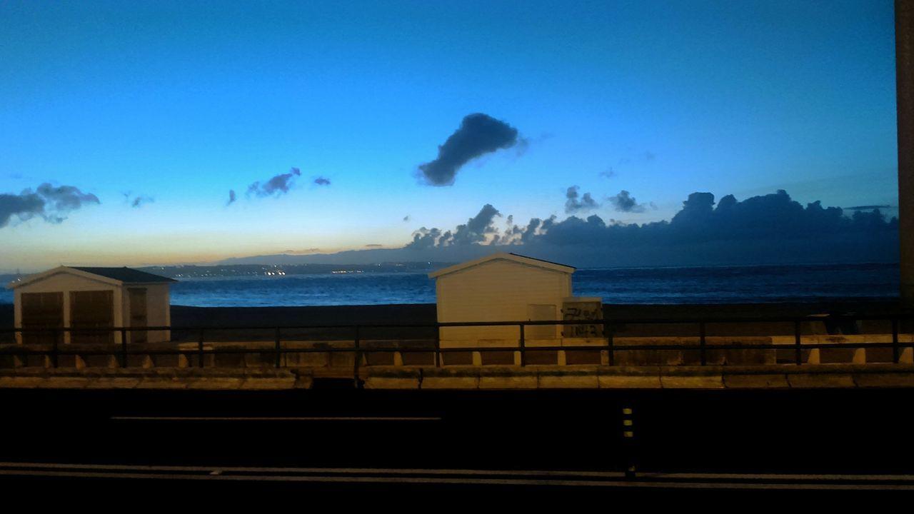 Good morning Good Morning Sky Day Nature Beauty In Nature No People Reflection Beach Sun Landscape Tranquility Thanks God Freedoom  Namaste ❤ Cloud - Sky Placeinthe_sun Sunshine Portugal Europe Europe Trip sunrise
