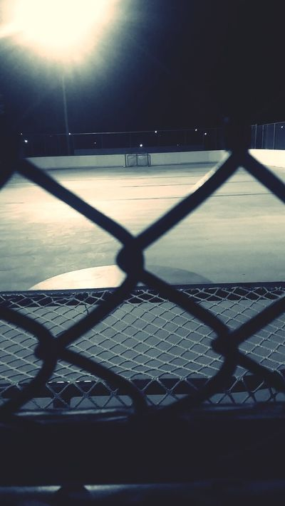 Getaway place Hockey Rink Soccer Streetsoccer Futbol Football SeoPhotography IPhone