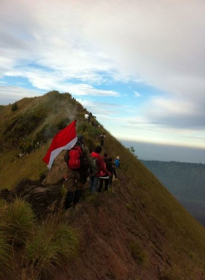 My Country In A Photo INDONESIA Bali Mountain IndonesiaFlag Iloveindonesia