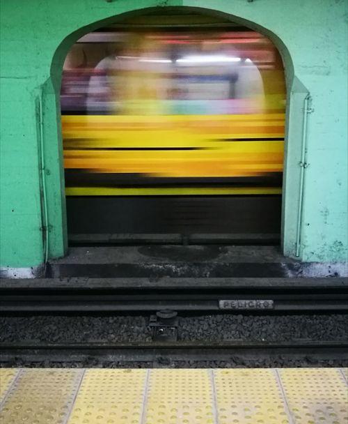 SubteB Subterráneos Buenos Aires