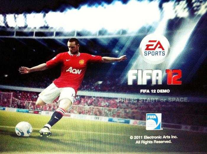 FIFA 12 at Phra Nakhon FIFA 12