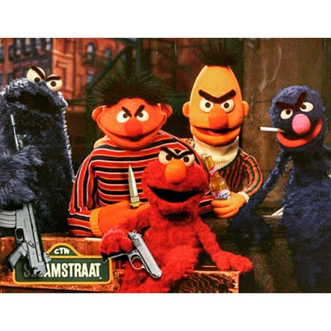 Susamsokağı Susamstreet Street Kurabiyecanavarı cookiemonster monsters