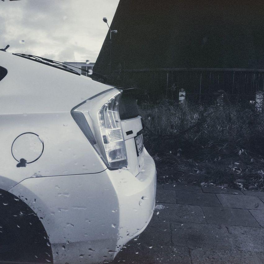 Car Streetphotography Prius Hybrid Prius Toyota Toyota Prius