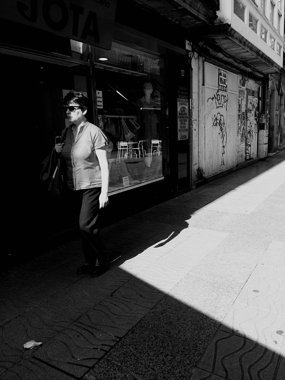 Shadows EyeEm Best Shots Rule Of Thirds Streetphoto_bw Light And Shadow Walking The Street Photographer - 2015 EyeEm Awards The Moment - 2015 EyeEm Awards The Portraitist - 2015 EyeEm Awards Streetphotography_bw Street Portrait