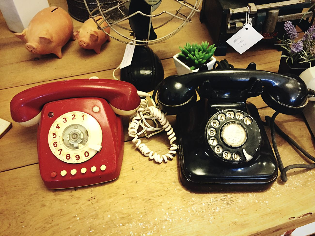 Old-fashioned Phone Oldphone Old Oldie  Antique Decoration Decoracion