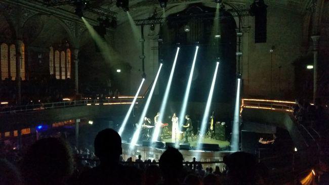Albert Hall Concert Manchester Lamb