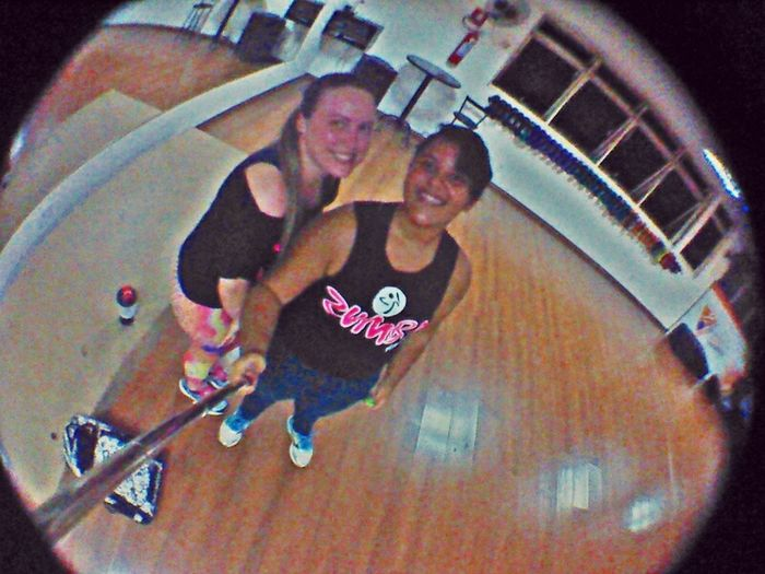 Zumba Zumba Fitness Too Lazy To Excercise That's Me ZUMBAlove ZumbaForever Bestfriend