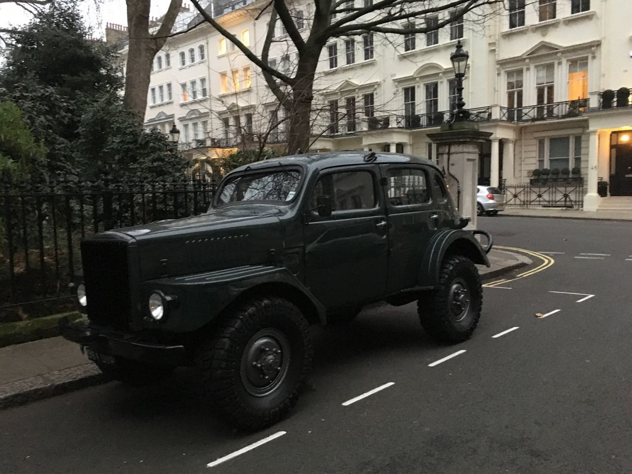 Car Transportation Building Exterior Land Vehicle Mode Of Transport Street City Architecture Road Built Structure Stationary Outdoors Day No People South Kensington South Kensington London Neighbour Billionaire  MASERATI Ferrari Cars Rolls Royce Range Rovers Bentley Hyde Park, London