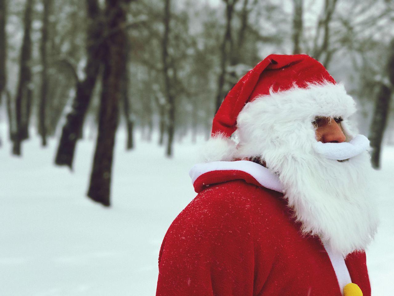 Beautiful stock photos of santa claus,  35-39 Years,  Celebration,  Christmas,  Close-Up