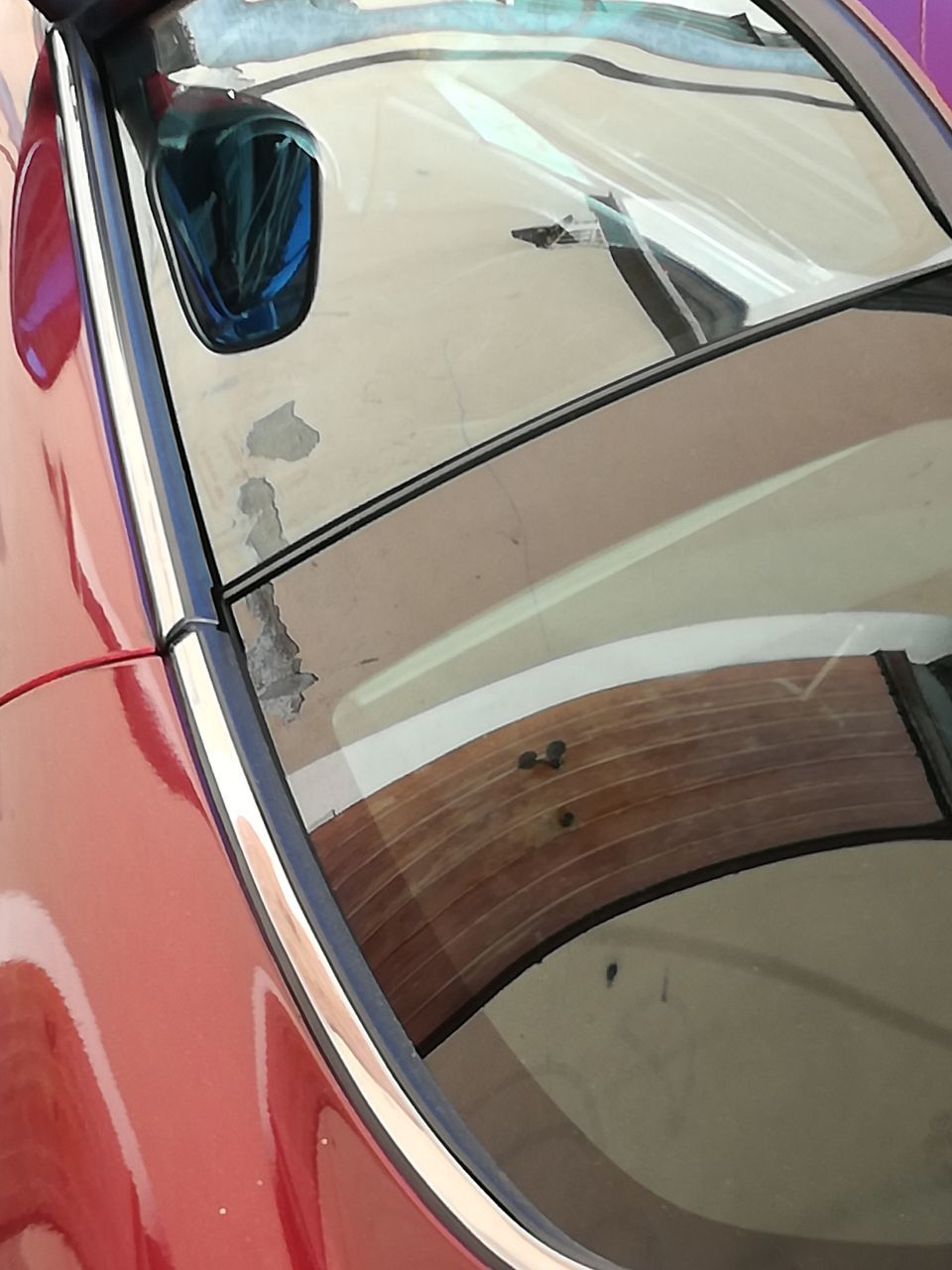 car, transportation, reflection, mode of transport, land vehicle, day, outdoors, car door, no people, close-up