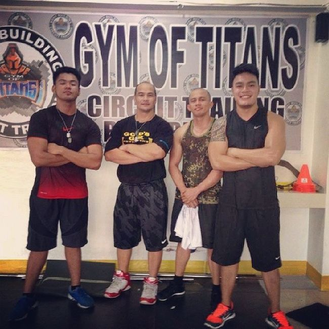 Pain and Gain GymOfTitans Aesthetics Shoulders Bodybuilders