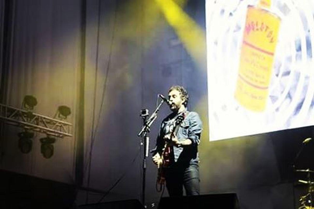 El gran Tito Fuentes de Molotov en el escenario de Rockenconce Rock en Conce, 12 de Marzo de 2016 Photography Musicfestival Musicphotography Re 2016 Concepción Chile