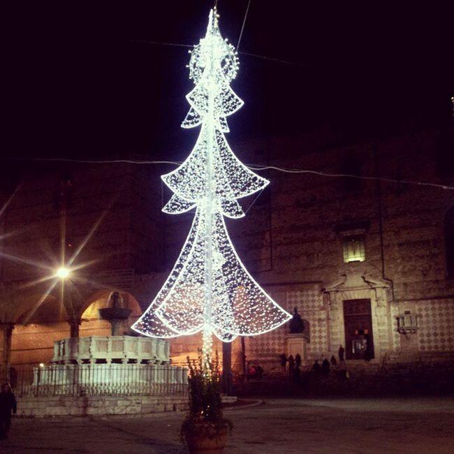 lordfaust Faust Christmas Christmastree Perugia Umbria Italia Italy Lights Luci Natale  Alberodinatale