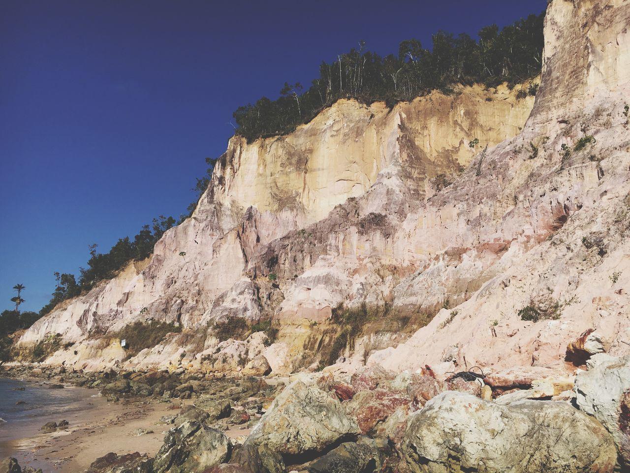 Clay Nature Beach Brazil