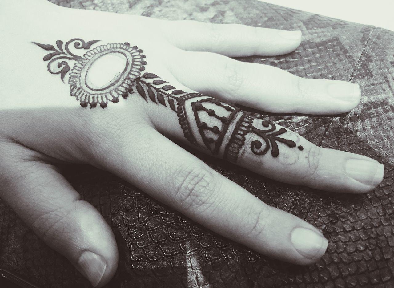 Culture Henna Tattoo