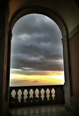 sky_collection at Abbazia di Montecassino by Al Ramsur