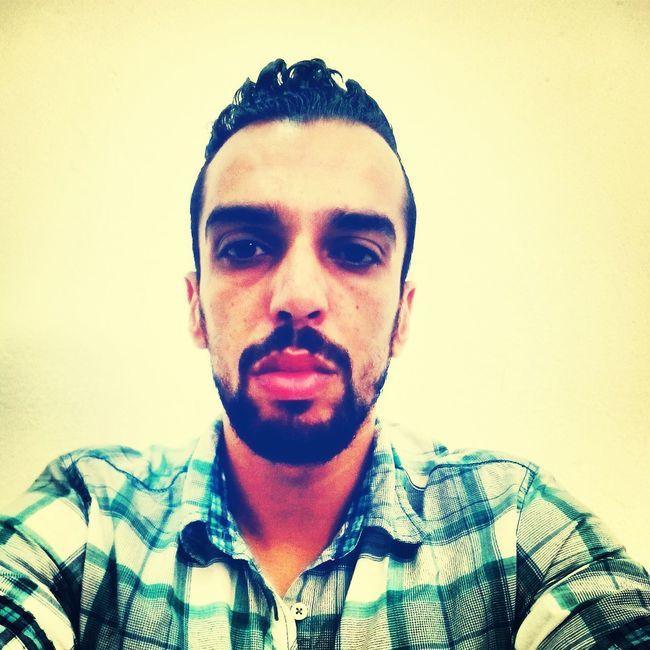 Me Selfie Portrait Colorportrait