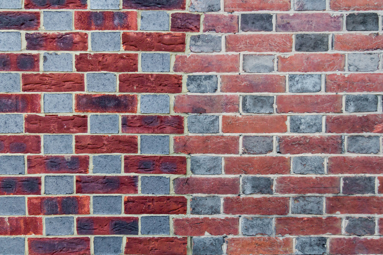 Decorative Brick Wall Abstract Architecture Backgrounds Brick Wall Brick Work Buildings Close-up Day Decorative No People Outdoors Red Texture